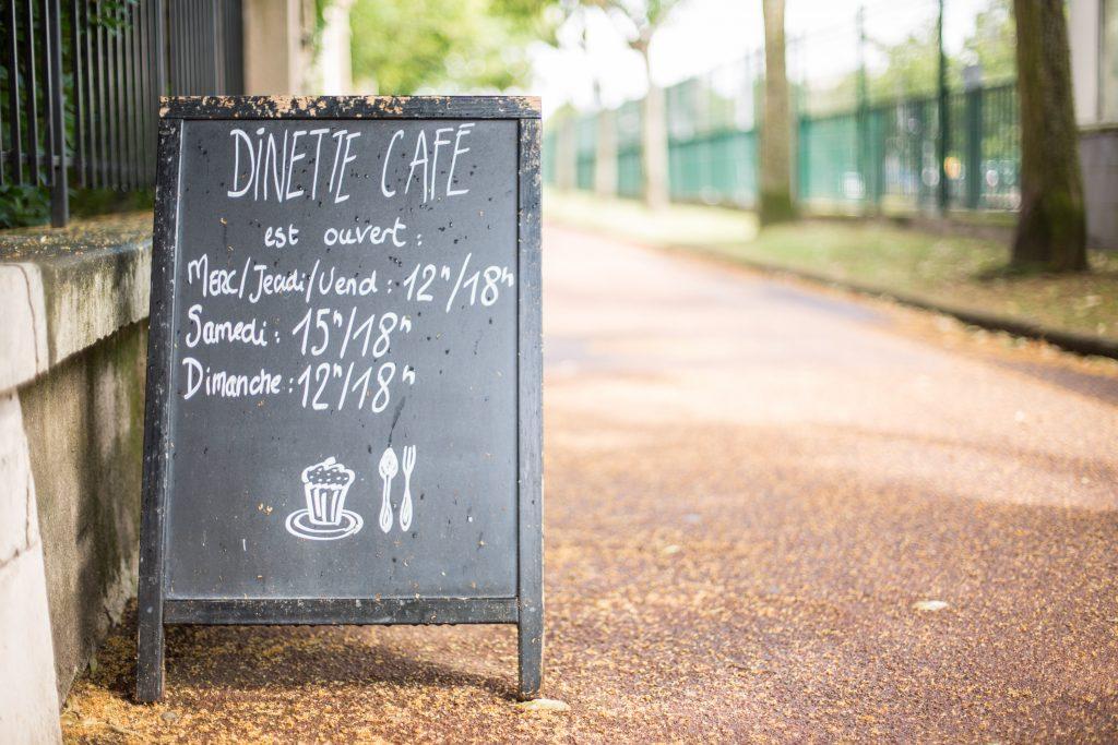 Dinette café