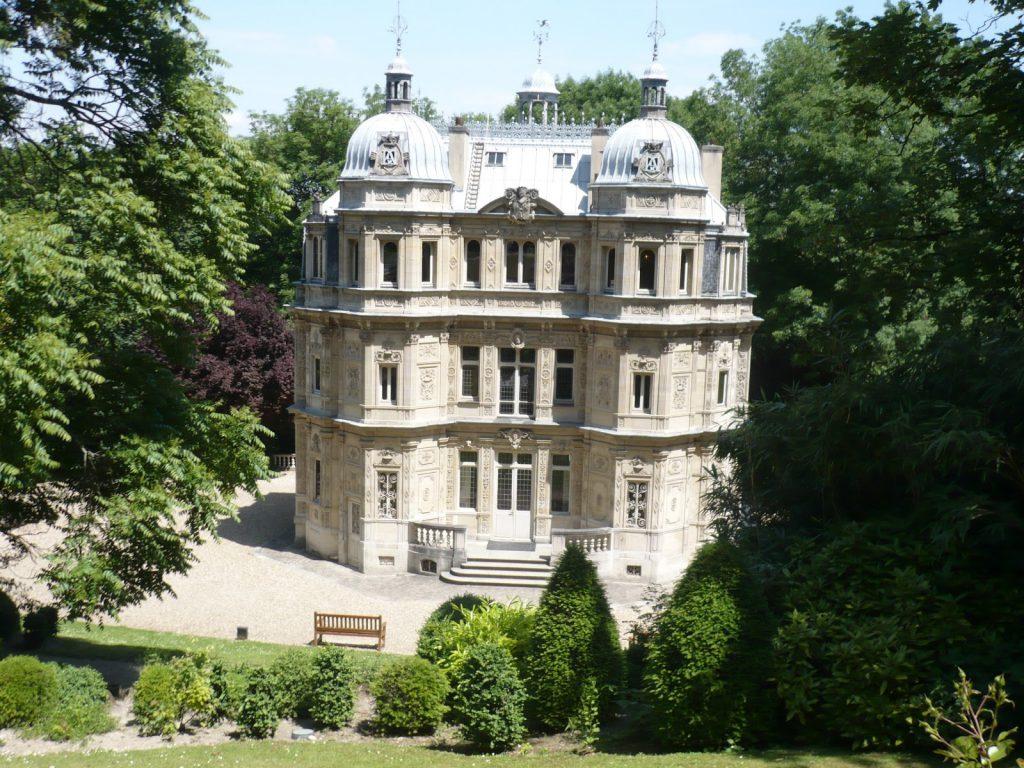 Le Château de Montecristo Le Port Marly