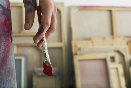 Peintre - Adulte