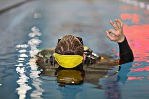 Cours de plongée - Adulte