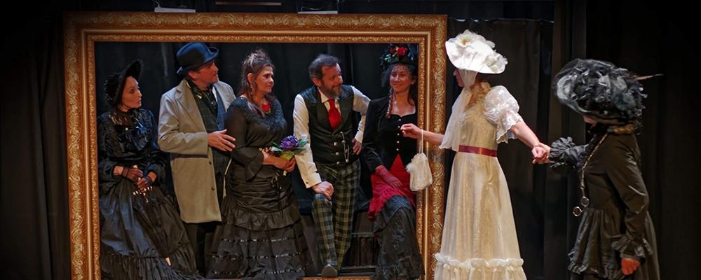 Theatre du Grenier à Bougival Paris ouest