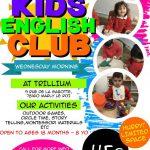 TRILLIUM - Kids English Club