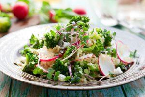 Légumes verts Medecine Chinoise le Vésinet