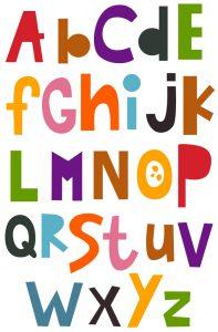 Forest International School -Alphabet