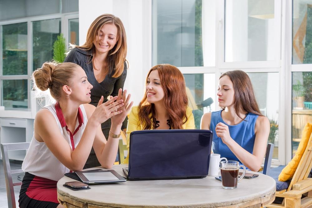 Petit dejeuner femmes - Entrepreneurs