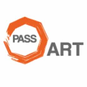 Pass Art logo