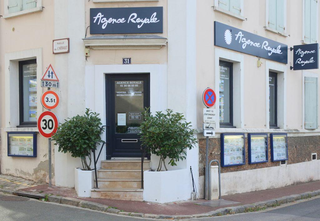 Agence Royale Chambourcy