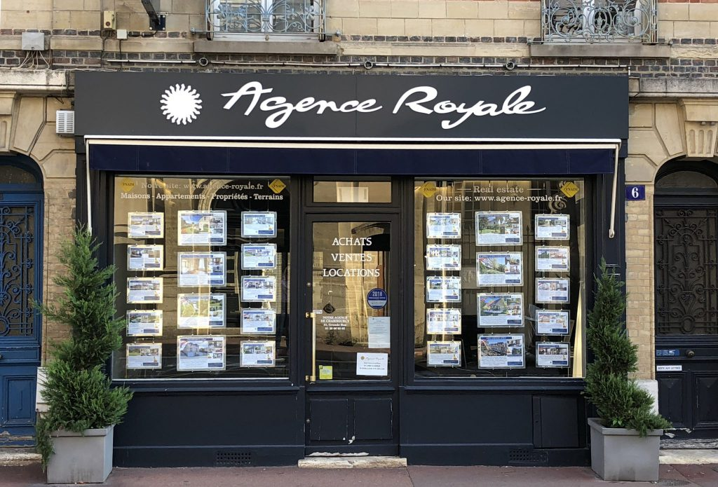 Agence Royale de Saint Germain