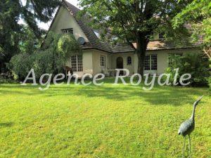 Agence ROYALE - AIGREMONT Maison