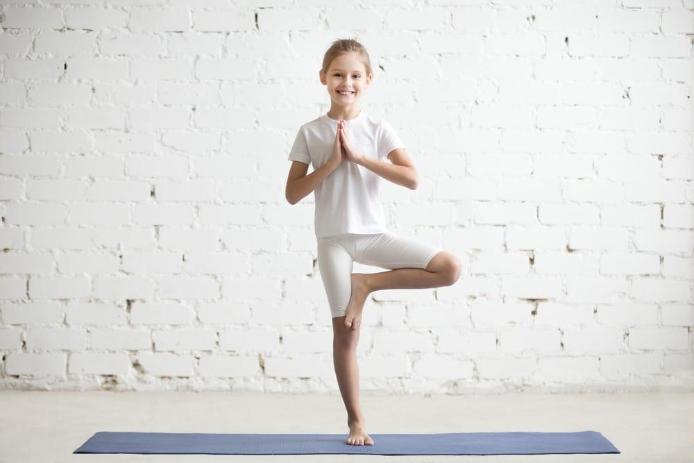 Yoga enfants Ouest de Paris