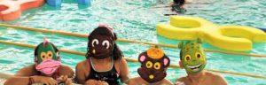 A la piscine Houilles ouest de paris