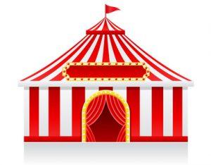 cirque a l'ouest de paris