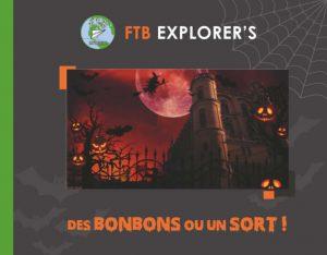 ftp explorer Halloween ouest de paris
