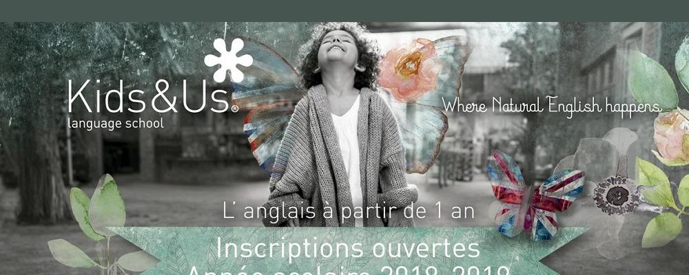 Kids and Us Boulogne Billancourt ouest de Paris