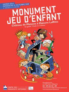 monument jeu d'enfants ouest de paris
