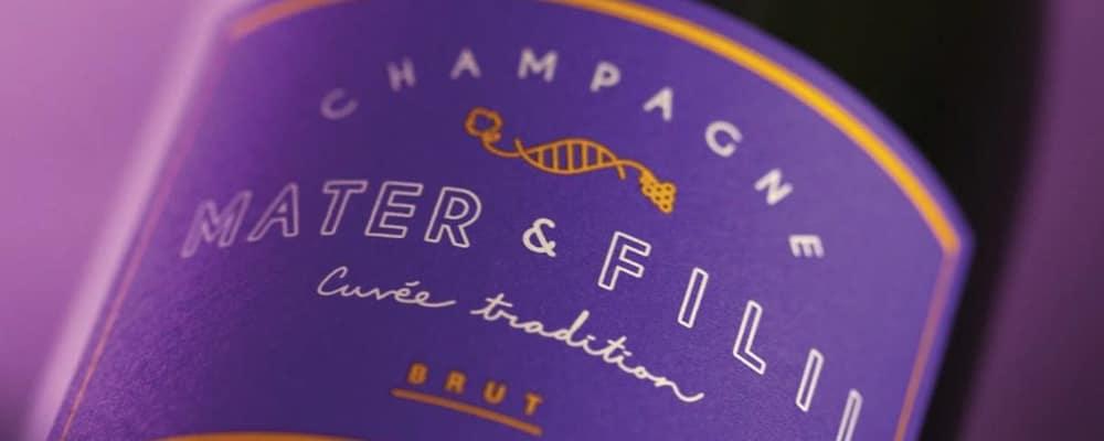 Champagne - Mater et Filii Ouest de Paris