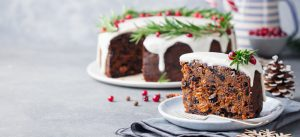 Christmas pudding Ouest de Paris