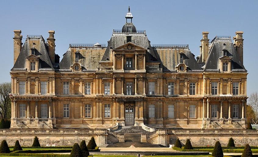 Château de Maisons-Laffitte à l'Ouest de Paris   Ouest2paris