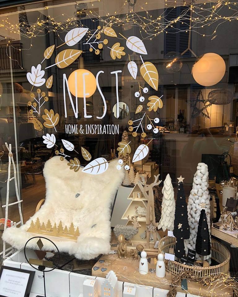 Nest - Home et Inspiration à Maisons Laffitte