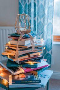 Pile de livres Ouest de Paris