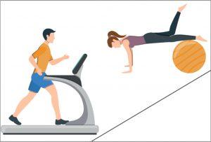 Pilates ouest exercices de renforcement