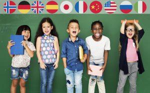 Le bilinguisme enfants - ouest de paris