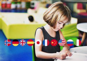 Le bilinguisme Jeunes enfants