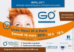 Salon Sejours Linguistiques - Ouest de Paris