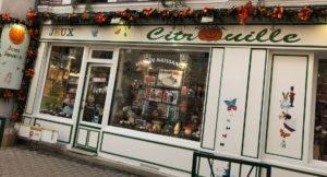 Boutique de jeux - Citrouille Rueil Malmaison