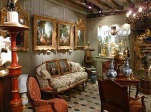 Galerie Acanthe - Antiquaire - Versailles
