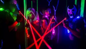 Laser Game Rueil Malmaison