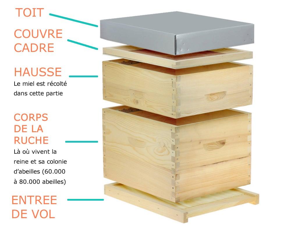 Le ruche - ouest de Paris