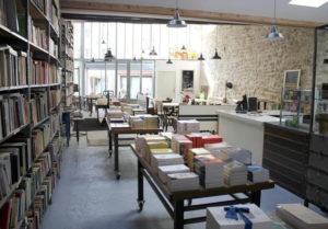 Passage - Café Librairie Rueil Malmaison