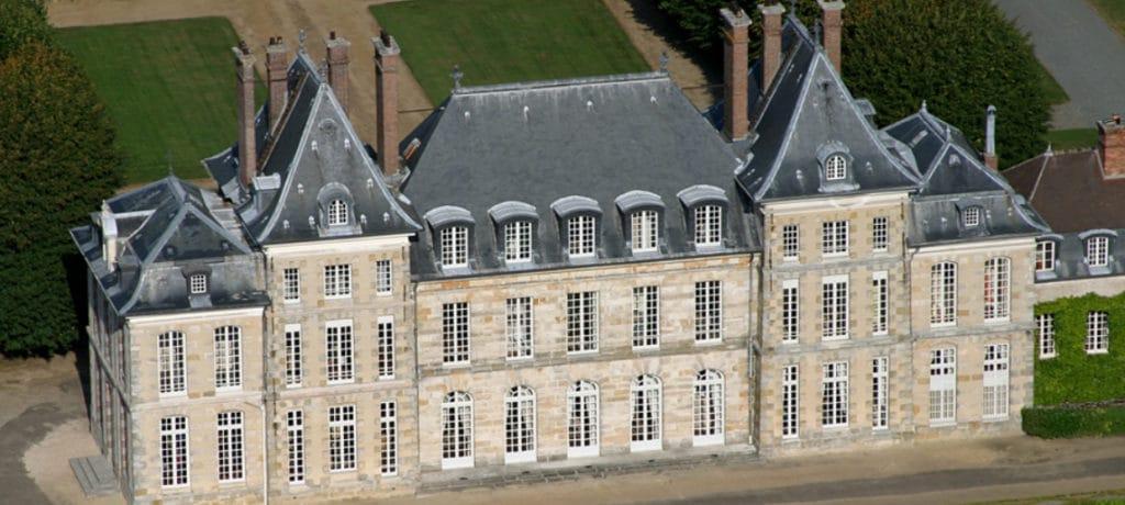 Chateau de Saint-Jean de Beauregard