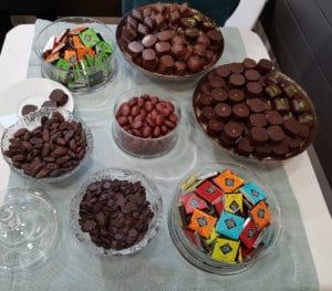 Chocolats - Comptoir Futel Saint Germain en Laye