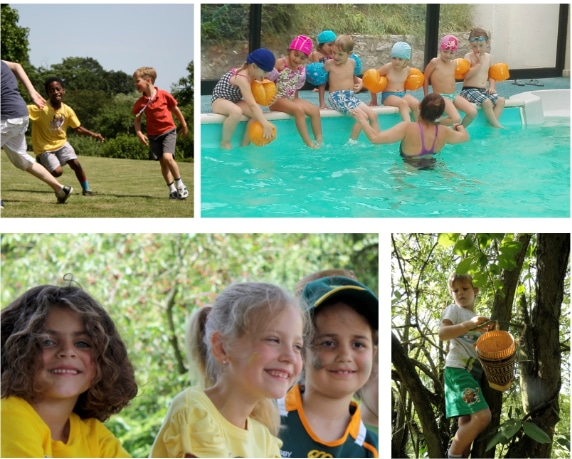 Forest School international - Easter Holiday Camp