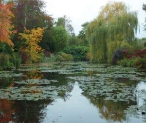 Claude Monet - Giverny Ouest de Paris
