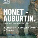 Monet - Auburtin au Musée des Impressionnistes