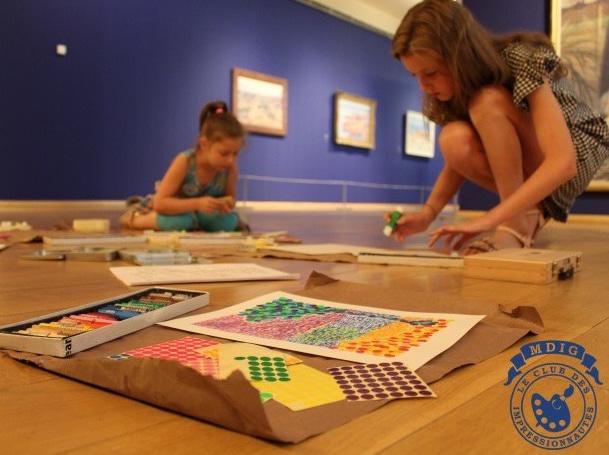 Musee de Giverny - Le Club des Impressionautes