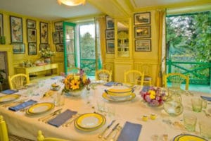 Salle a manger Giverny