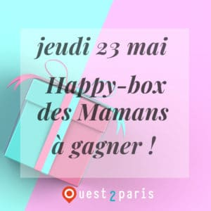 Happy Box des Mamans- 23 mai