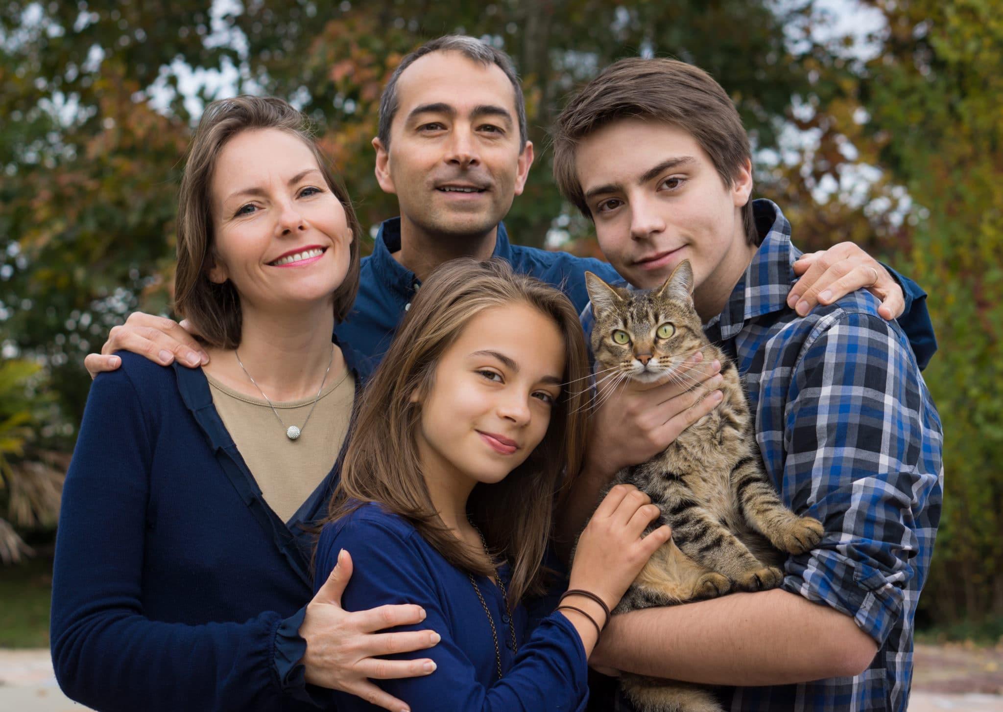 Host Family - Famille d'accueil Paris