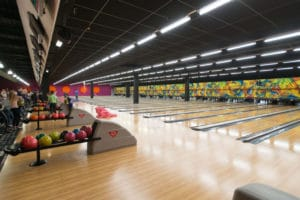 Bowling center Orgeval