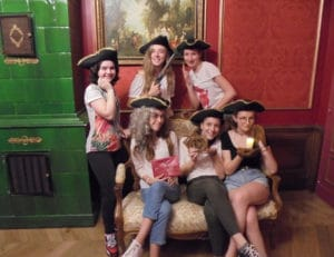 Escape Game Versailles