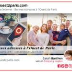 Ouest2paris Ouest de Paris West to Paris