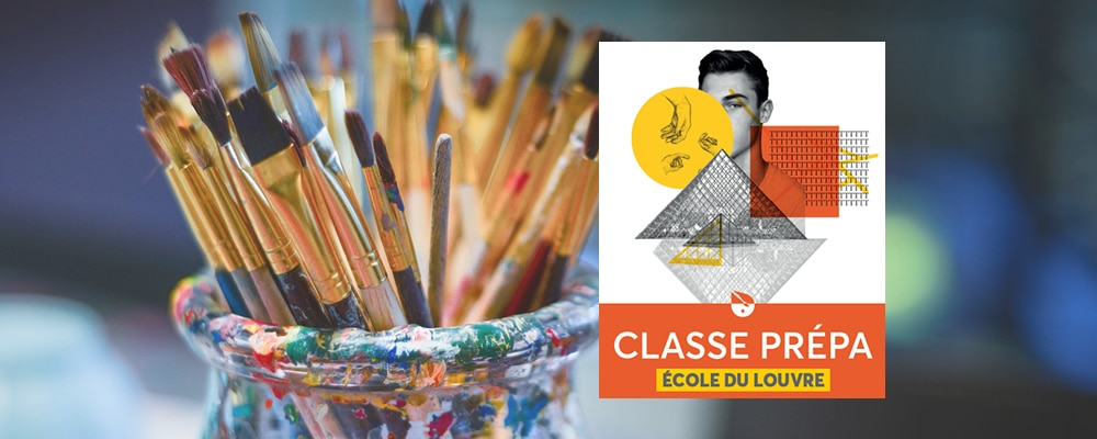Pass Art Class Prepa - L ecole du Louvre