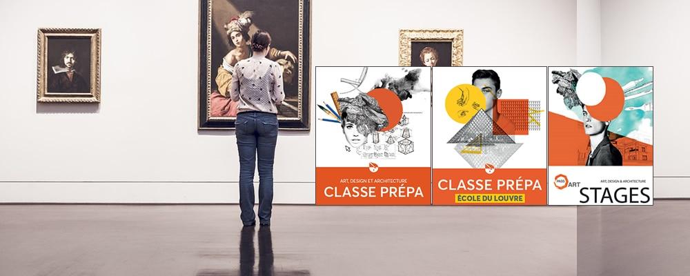 Pass Art Classes Prepa Ecole d'art