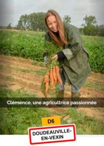 Clemence - L'Air du terroir et Florine ouest de Paris