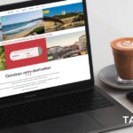 TARGET WEB -presentation-site