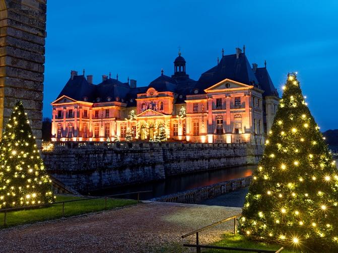 Chateau de Vaux-le-vicomte - Sortie en Famille